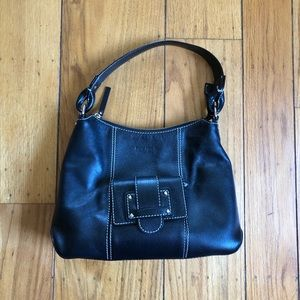 Vintage Kate Spade leather handbag